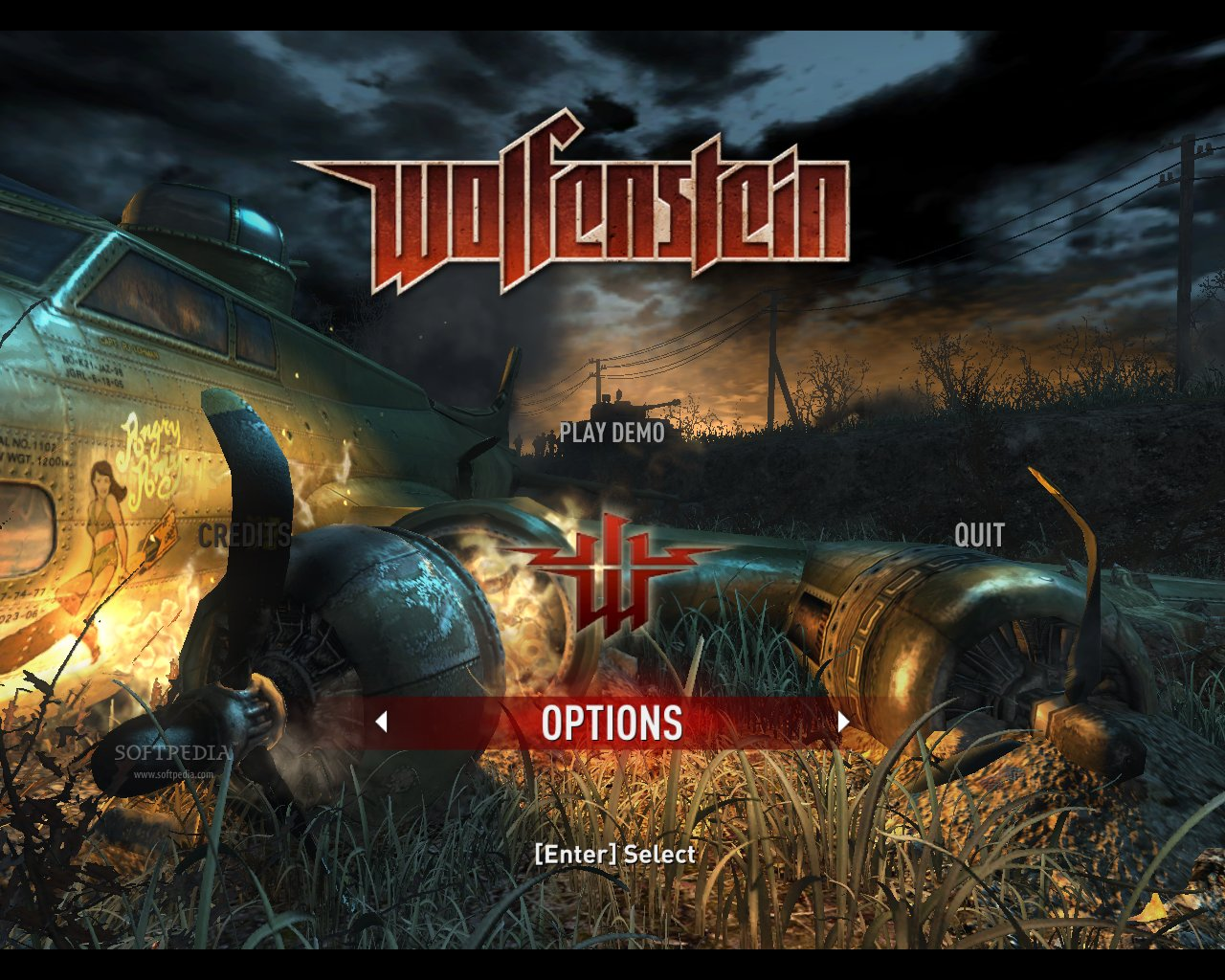 wolfenstein update 1 2-vitality full game free pc, download, play