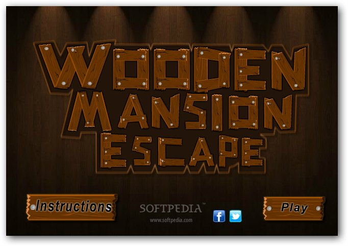 Wooden Mansion Escape screenshot 1