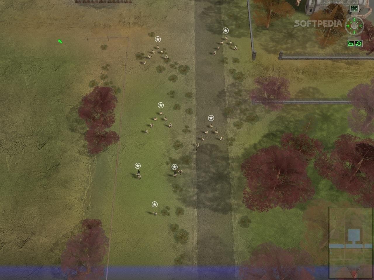 World War II Frontline Command Demo Download