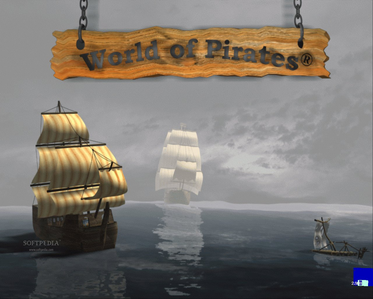 World of Pirates Client screenshot 1
