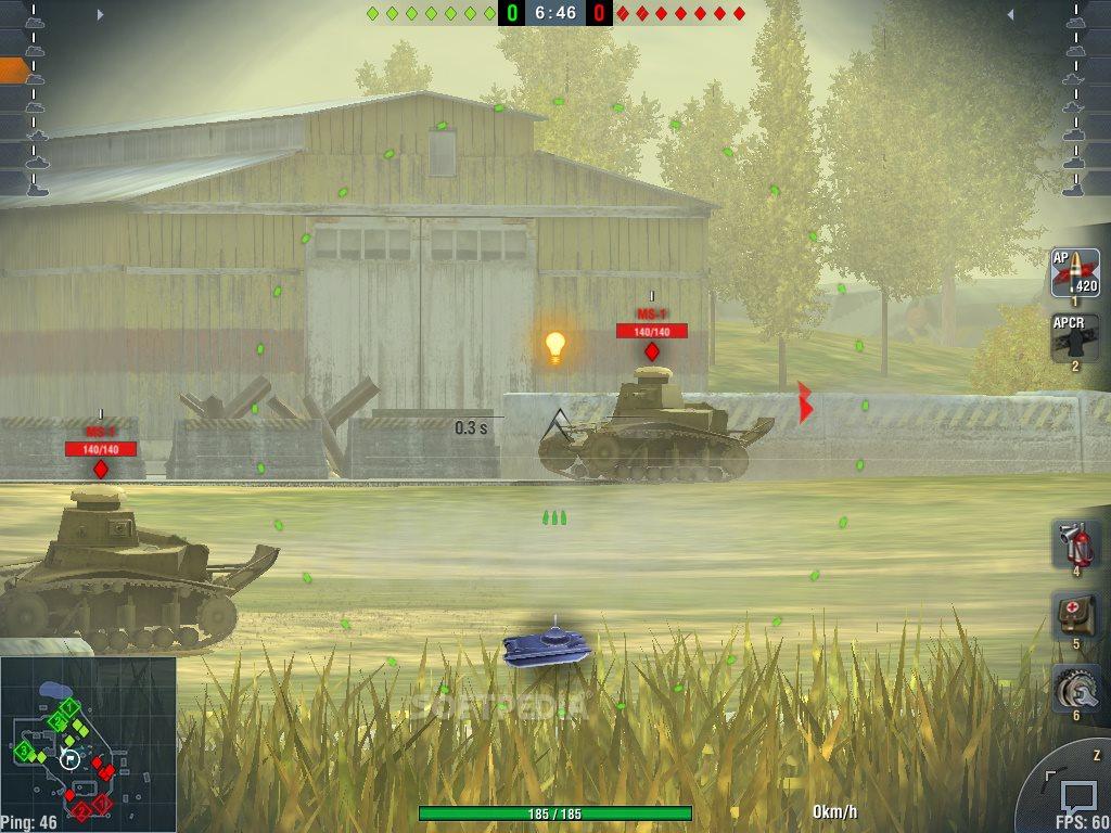 World of Tanks Blitz Download