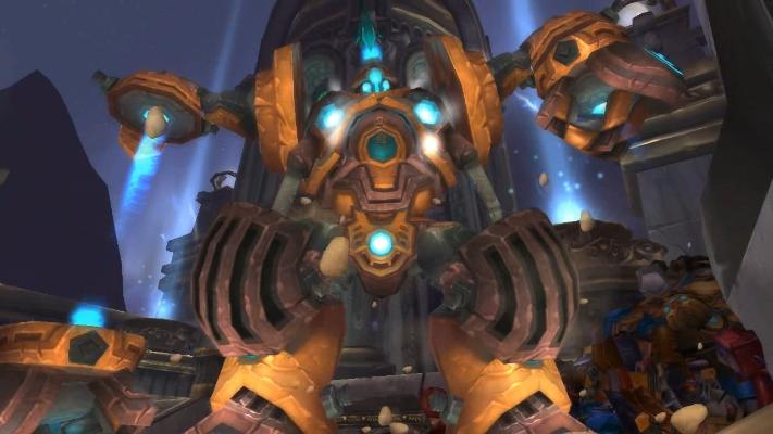 World of Warcraft: Wrath of the Lich King Trailer - Ulduar screenshot 3