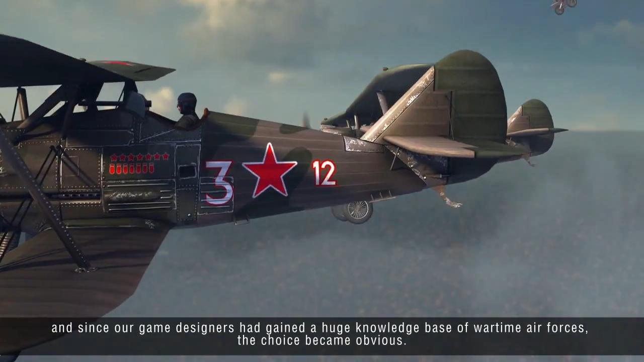World of Warplanes Video Dev Diary screenshot 1