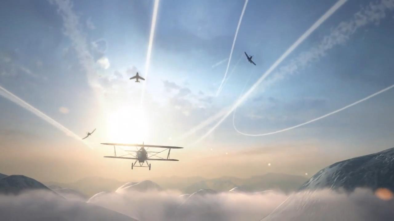 World of Warplanes Video Dev Diary screenshot 11