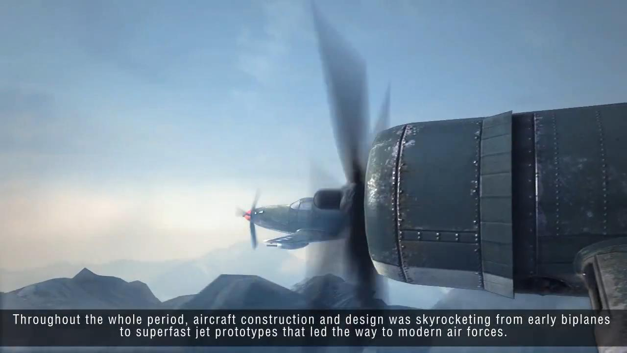 World of Warplanes Video Dev Diary screenshot 3