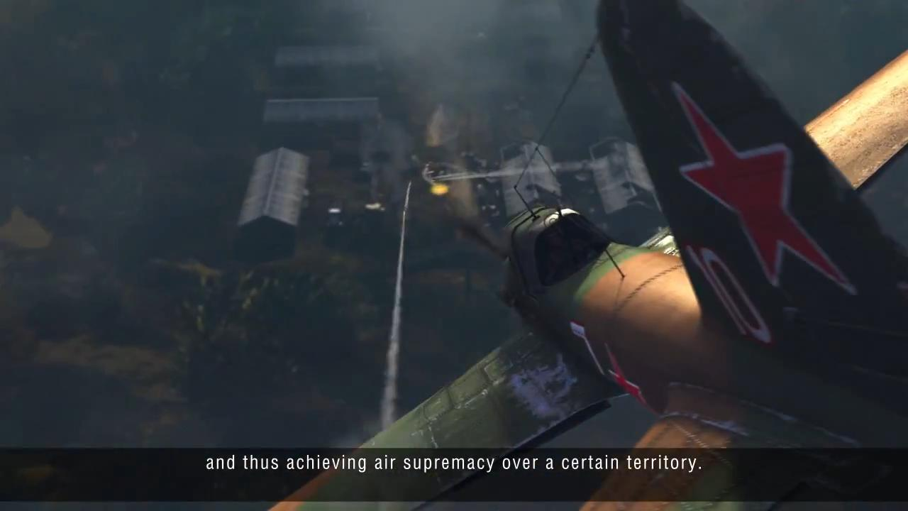 World of Warplanes Video Dev Diary screenshot 5