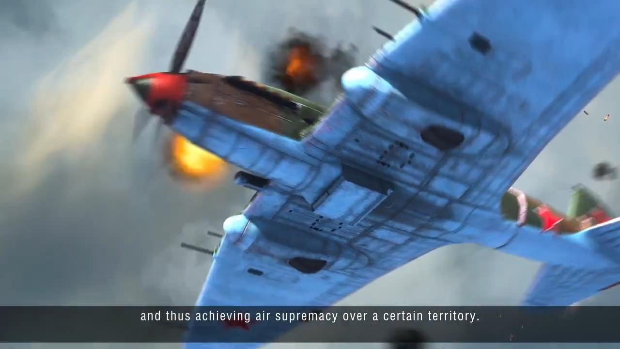 World of Warplanes Video Dev Diary screenshot 6