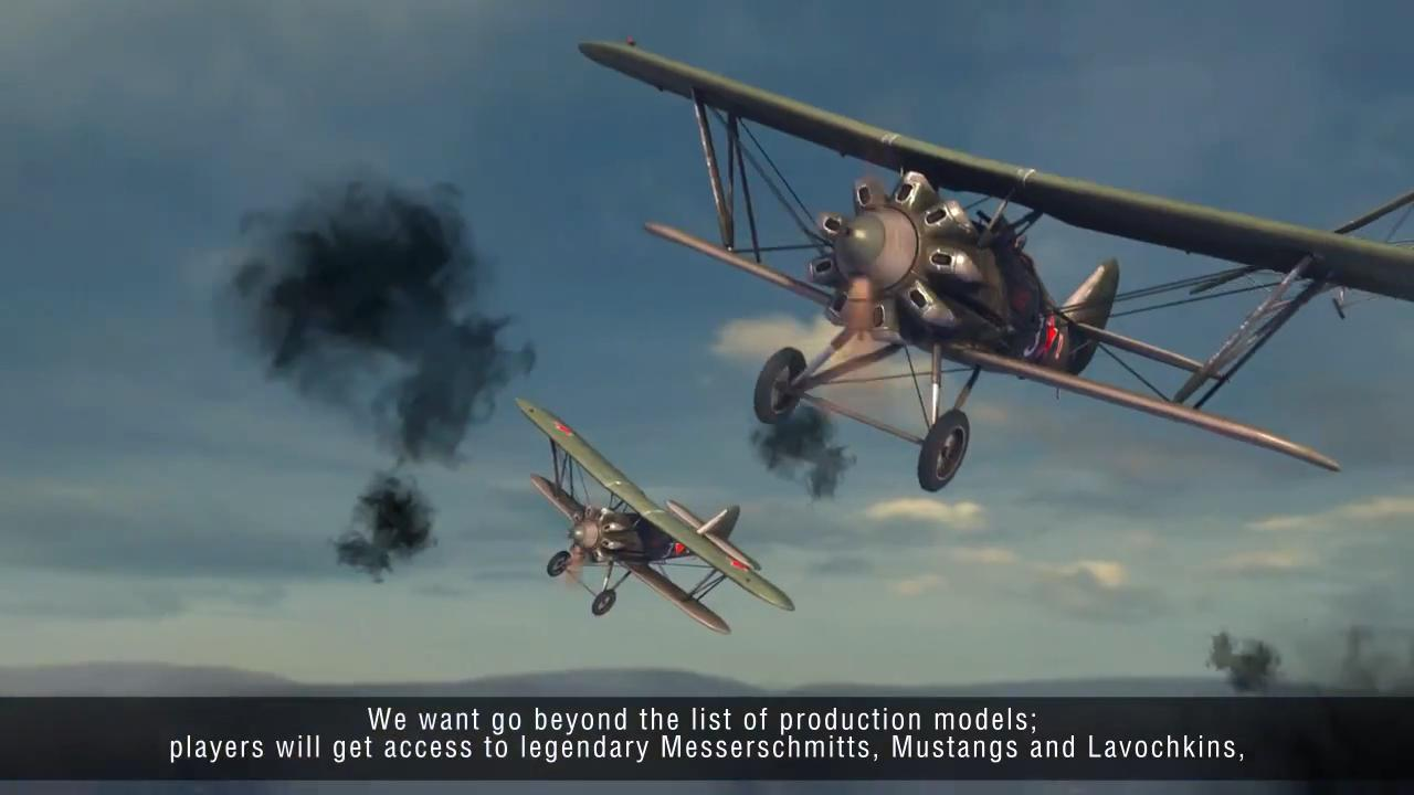 World of Warplanes Video Dev Diary screenshot 7