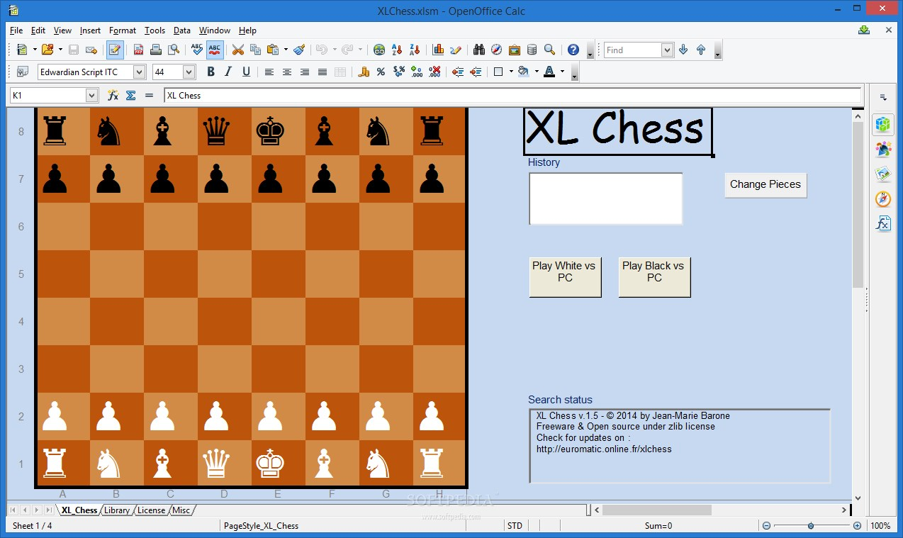 Xl Chess Download
