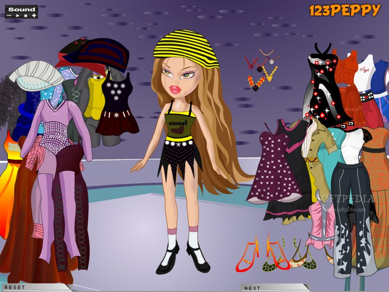 Dress Up Who Bratz