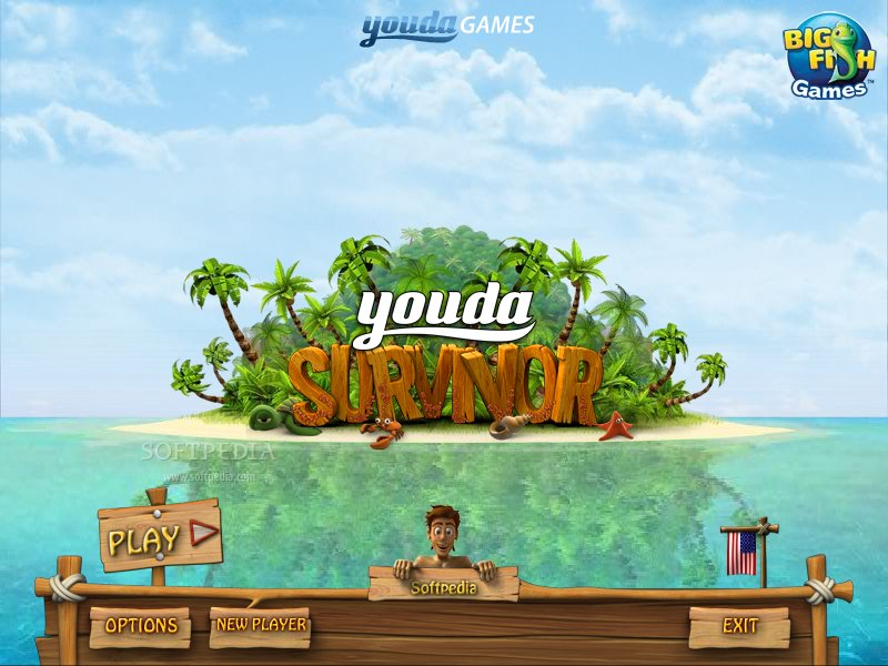 Youda Survivor screenshot 1