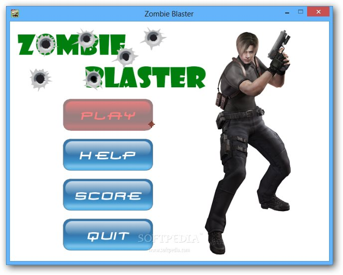 Zombie Blaster screenshot 1