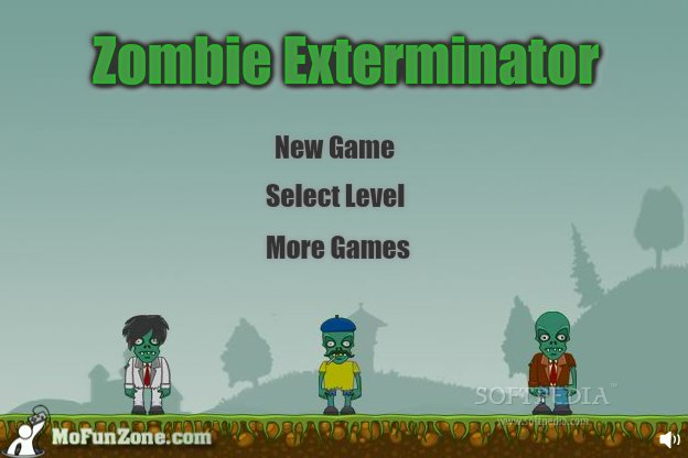 Zombie Exterminator screenshot 1