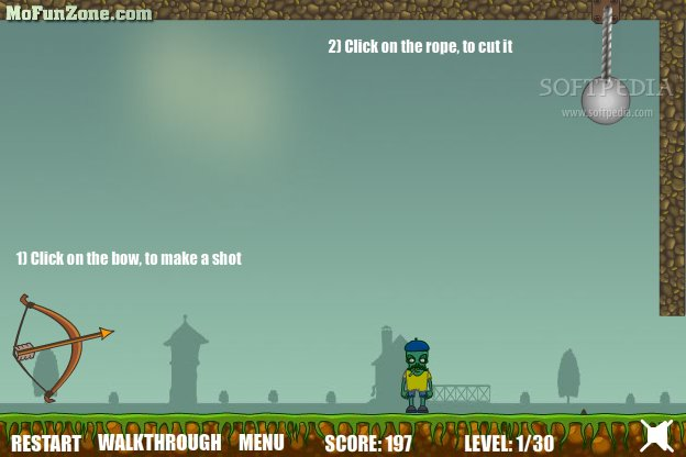 Zombie Exterminator screenshot 2