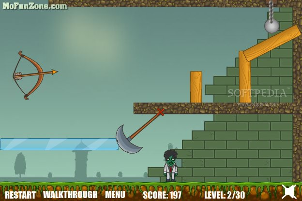 Zombie Exterminator screenshot 3