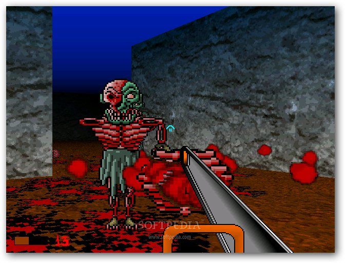 Zombie Killer 3 screenshot 4