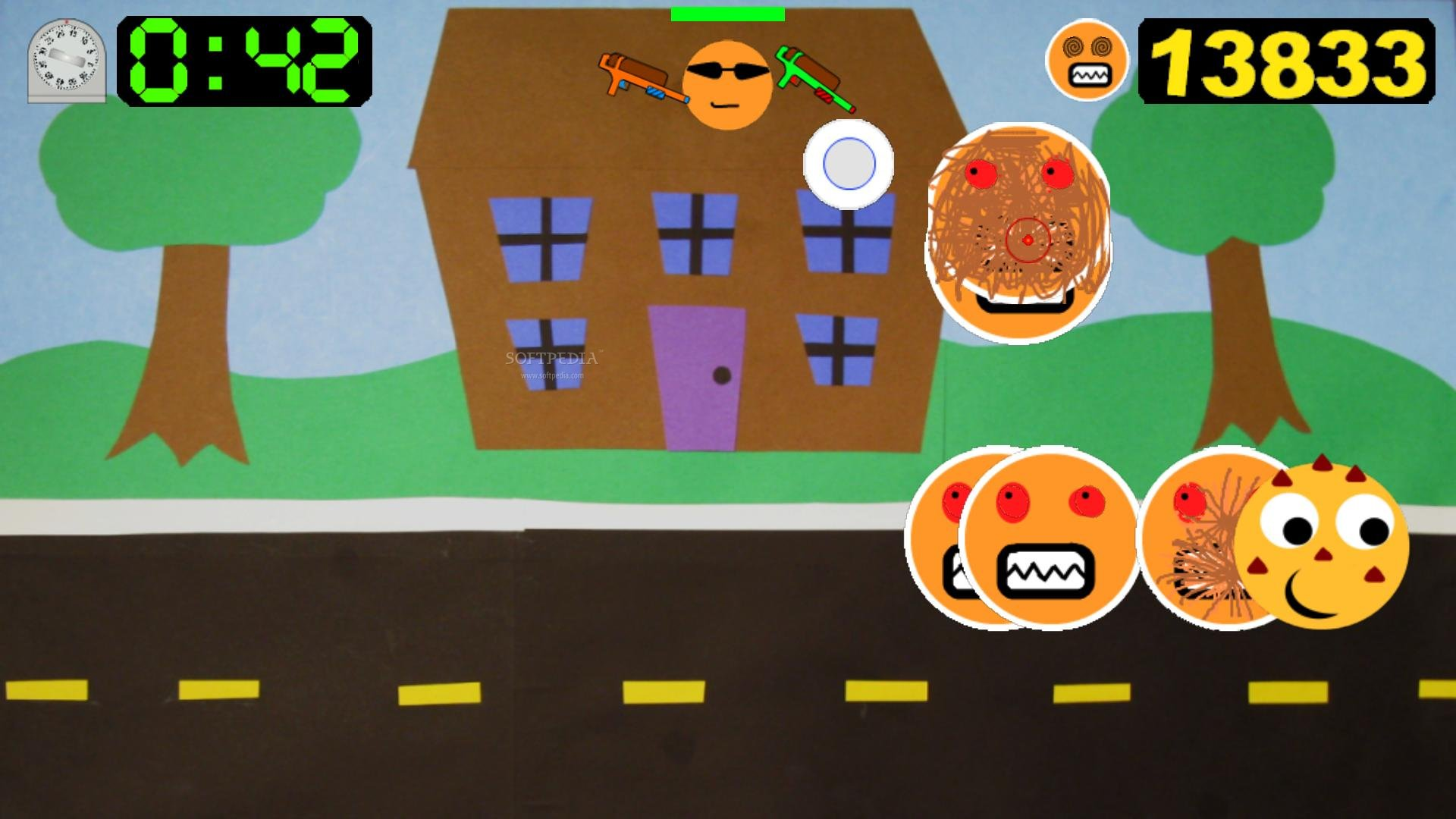 Zombie Pancake Attack screenshot 5