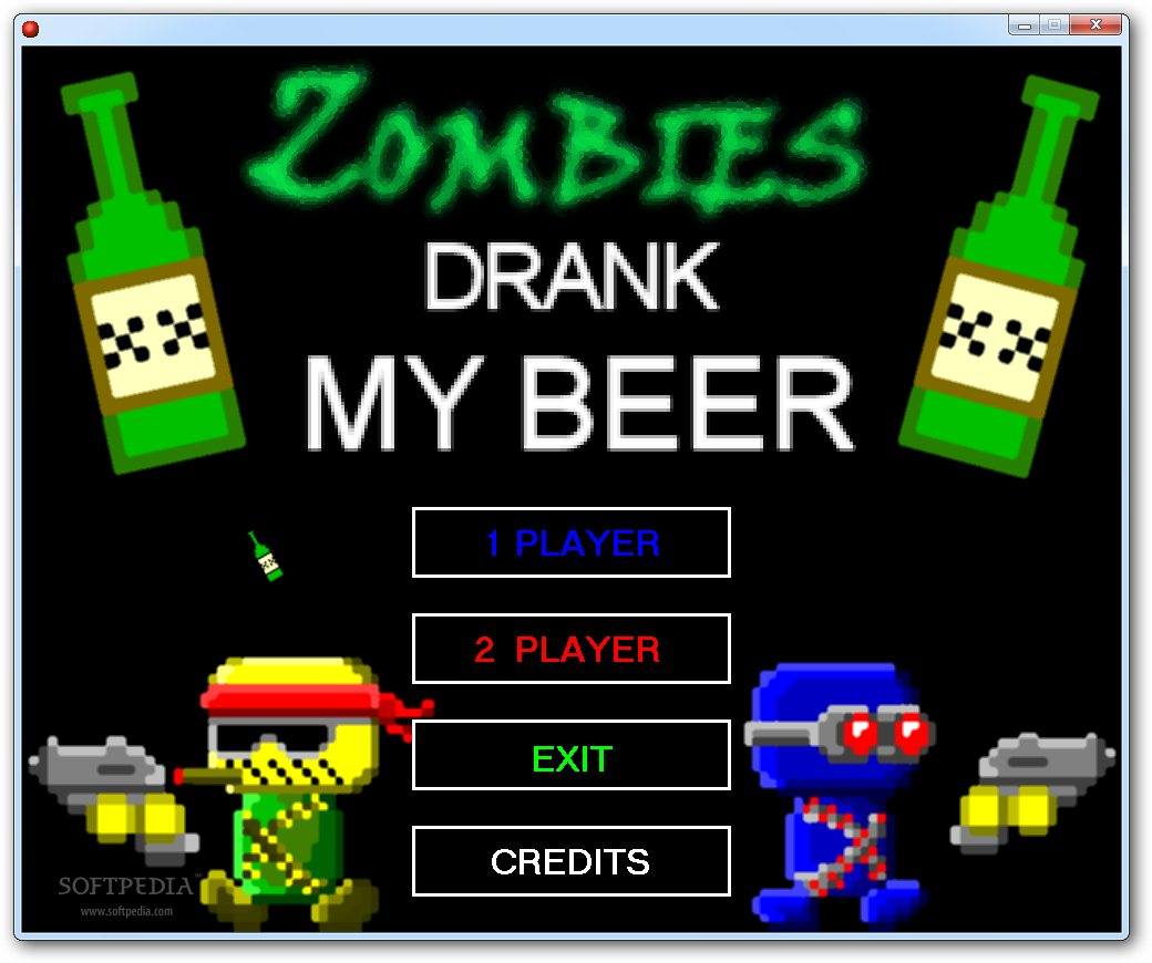 Zombies Drank My Beer screenshot 1