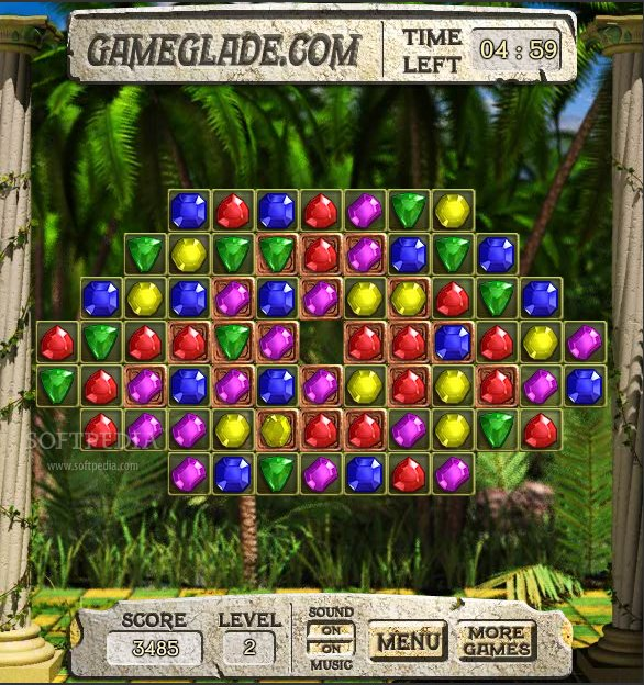 Ancient Jewels Game Image