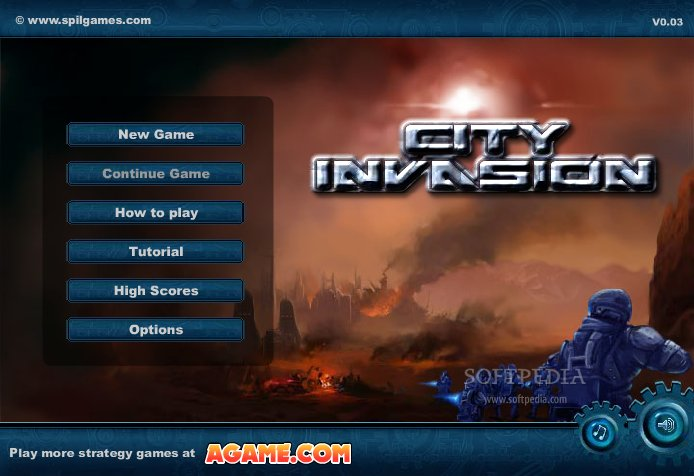 City Invasion screenshot 1