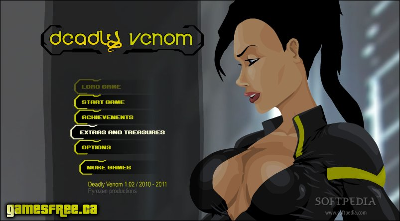 Deadly Venom Cheats