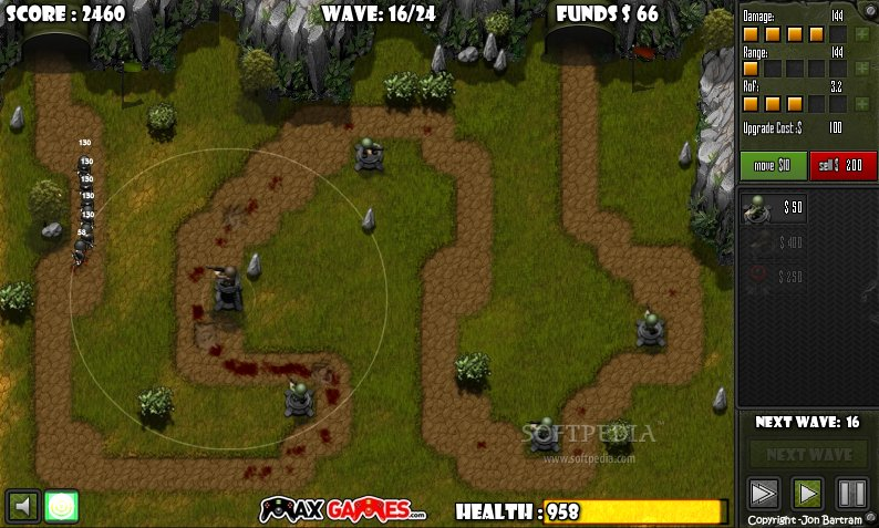 Frontline Defense 2 screenshot 2