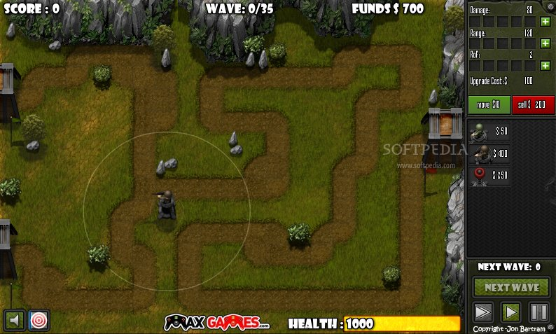 Frontline Defense 2 screenshot 5