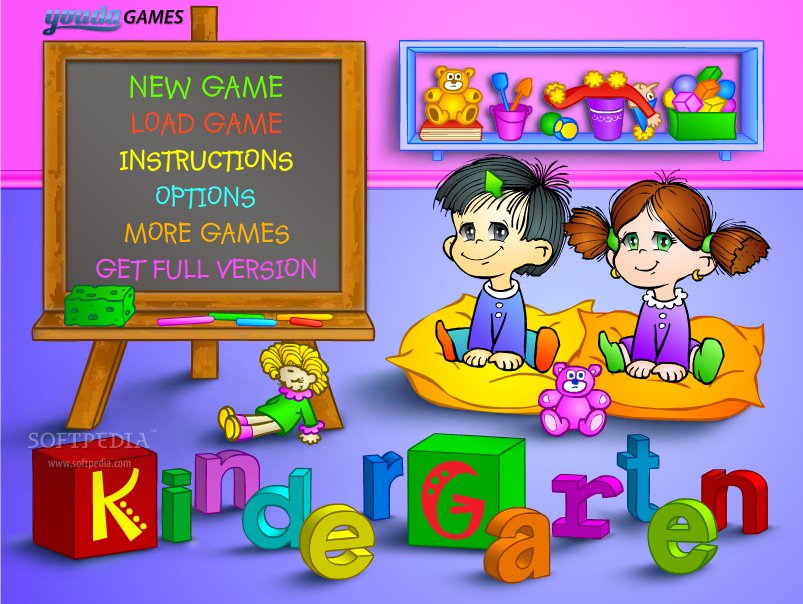 Kindergarten screenshot 2
