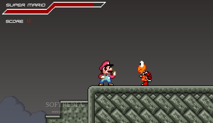 Mario Combat screenshot 2