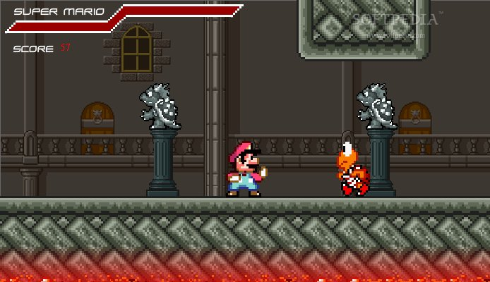 Mario Combat screenshot 3