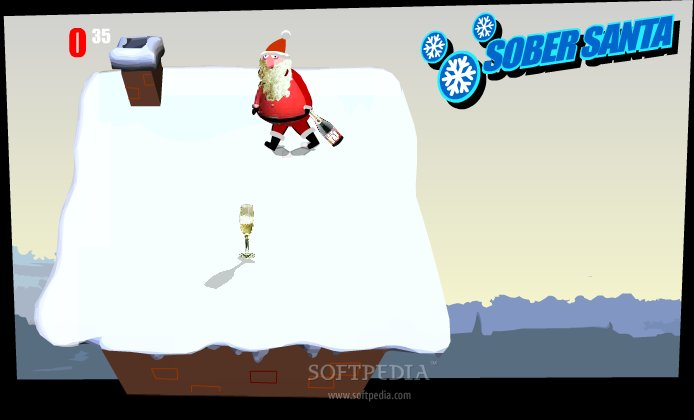 Sober Santa screenshot 1