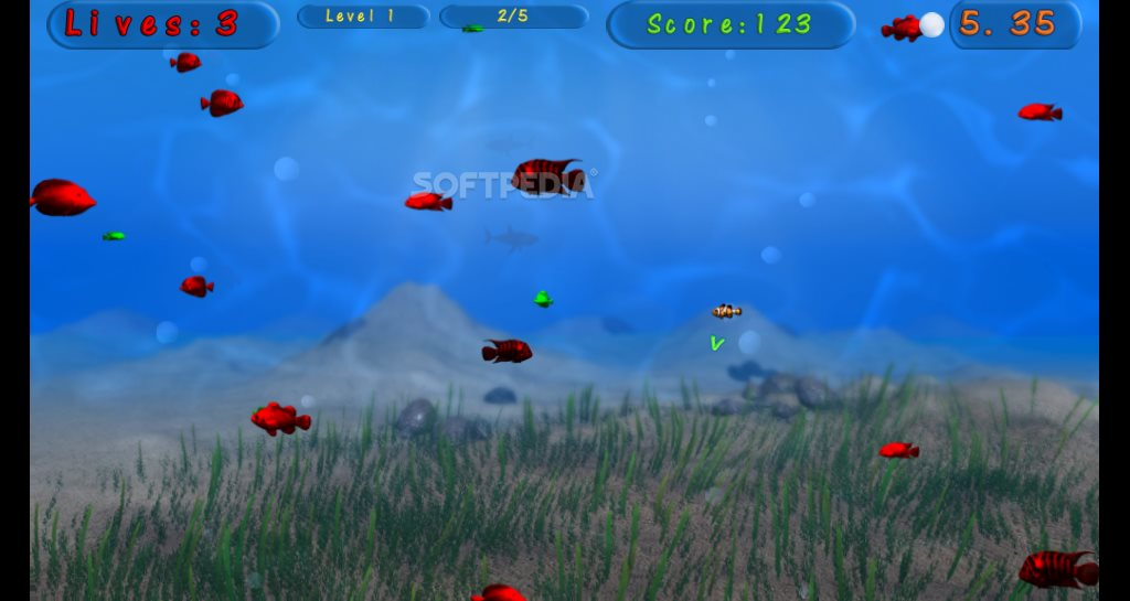 Sea fishes 2 download for Feed and grow fish free download full game